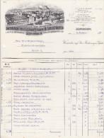 RN AG ZOFINGEN 1927-1-4 B. Siegfried Chemische Fabrik Drogen-Grosshandlung - Suisse