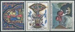 1966 FRANCIA QUADRI MNH ** - EDF118 - Francia