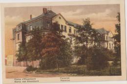 Camp D´Elsenborn , Caserne . - Elsenborn (camp)