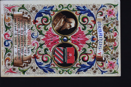 URBANUS  7   EN 1590 - Famous People