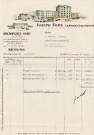 RN TG BISCHOFSZELL 1932-4-7 Joseph POPP Brugg-Mühle - Suisse