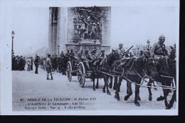 PARIS DEFILE 1919 - War 1914-18