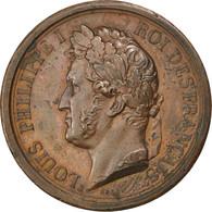 [#63848] Louis-Philippe Ier, L'Armée Au Duc D'Orléans, Médaille - Royaux / De Noblesse
