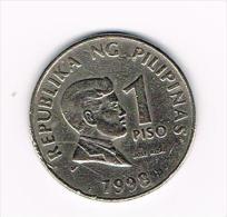 ¨  PILIPINAS  1  PISO  1998 - Philippines