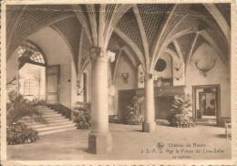 Château Du Roeulx......Le Vestibule....(voir Scan Verso) - Le Roeulx