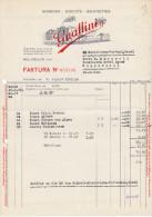 RN ZH WALLISELLEN 1949-8-2 Guallini Bonbons Biscuits Gaufrettes - Suisse