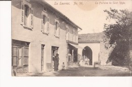 07 La Louvesc Lalouvesc Fontaine St Regis Vierge - La Louvesc