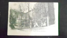 BRUNIQUELRUINES DU  Château121 N - Sonstige Gemeinden