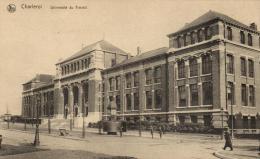 BELGIQUE - HAINAUT - CHARLEROi - Université Du Travail. - Charleroi