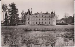 Maine  Et  Loire :   BAUGé  ,  Kastelo  De  Grésillon