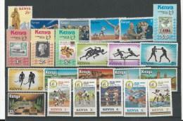 Kenya: 1 Lot * - Kenya (1963-...)