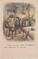 Dessin De  Roulbol ?  ,  Enfant - Künstlerkarten