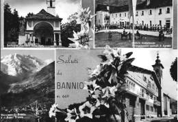 Bannio Anzino - VB - Saluti Da Bannio - Multifoto - Verbania