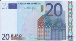 BILLET DE 20€  CHYPRE G  R031C5 - 20 Euro