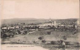 LAVILLEDIEU (ARDECHE)  VUE GENERALE COTE OUEST (HOMME ASSIS)  1931 - France