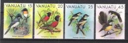Vanuatu Y/T 639 / 642 (**) - Vanuatu (1980-...)