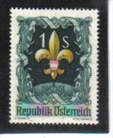 V V 401  ÖSTERREICH 1951 MICHL  966  ** POSTFRISCH - 1945-60 Ungebraucht