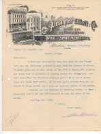 Montreal -  Alexander Elliott And Co - Importers And Wholesale - Wine And Spirit Merchants - 1905 - Canada