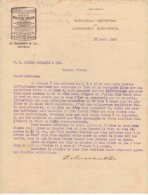 Montreal - D.Masson & Co - Wholesale Importers And Commission Merchants - 1899 - Canada
