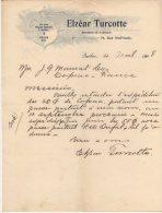 Québec - Elzéar Turcotte - La Plus Grande Epicerie A Québec - 1908 - Canada