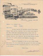 Peterboro - Alexander Elliott And Co - Wine And Spirit Merchants - 1907 - Canada