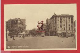 LA PANNE  -  Tram Avenue De La Mer - De Panne