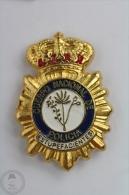 Spain: Cuerpo Nacional De Policia - Estupefacientes/ National Police Corps Of Spain - Narcotic  - Pin Badge  #PLS - Policia