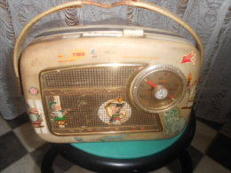 APPAREIL RADIO A TRANSISTORS   NORMENDE  Mambo - Appareils