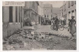 ELBEUF - Ravages Causés Par L´orage Du 30 Juin 1908 - La Rue De L'Hospice - Elbeuf
