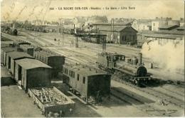 La Roche Sur Yon La Gare Cote Nord - La Roche Sur Yon
