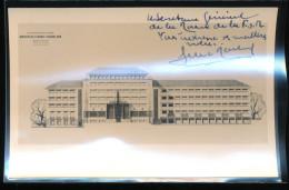 75 -- Paris -- Cite Universitaire De Paris -- Maison De La France D'Outre - Mer - Zonder Classificatie
