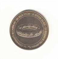 """Monnaie de Paris """"75.Le Seigneur des Anneaux-La Trilogie"""" 2004"""