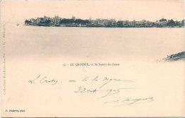 L53_517 - Le Crotoy Vu Du Bassin De Chasse - Carte Précurseur - Le Crotoy