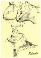 Le Chat - Dessins De Picasso - Chats