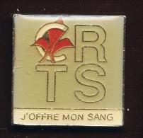 """LILLE """" CRTS J´offre Mon Sang """" Bande Blanche  Bc Pg9 - Steden"""