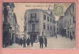OLD POSTCARD ITALY ITALIA   VELLETRI PASTICCERIA - Velletri