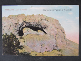 AK NAUPLIE De Bavarois  Ca.1910    ///  D*13145 - Greece