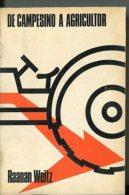 "Nº 1708""DE CAMPESINO A AGRICULTOR"" DE RAANAN WEITZ -EDIT. C.F.E-AÑO 1971- PAG.250-USADO-GECKO. - Culture"