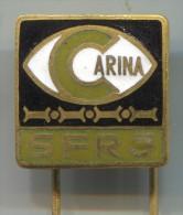 Customs, Douane, Carina, YUGOSLAVIA, Old Pin, Enamel Badge - Associations