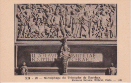 PC Sarcophage Du Triomphe De Bacchus (7065) - Schöne Künste