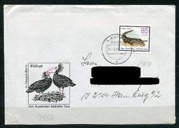 DDR Nr.2956   Sammler- Brief   Gelaufen  (B260) (Jahr:1985) Lauter - Hamburg - FDC: Enveloppes