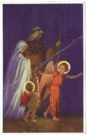 Angel Guides By Margaret W Tarrant - 1939 - Medici Society - Angels