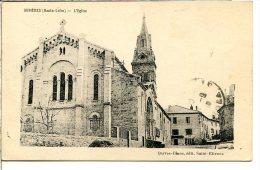 43220 DUNIÈRES - L´église Saint-Martin (XIe Siècle) - France