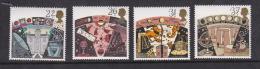 Great Britain 1990 Astronomy Set MNH - 1952-.... (Elizabeth II)