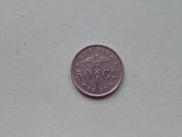 1930 FR - 50 CENT / Morin 417 ( For Grade, Please See Photo ) !! - 1909-1934: Albert I