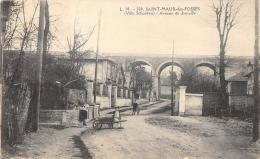 VAL DE MARNE  94  SAINT MAUR DES FOSSES  AVENUE DE JOINVILLE  VILLA SCHAECKEN - Saint Maur Des Fosses