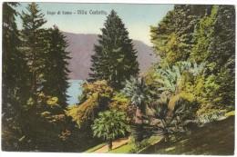 Lago Di Como - Villa Carlotta Colour Postcard Brunner & C - Como