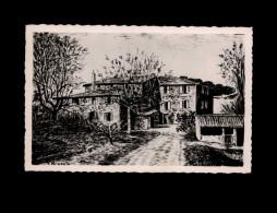 13 - AIX-EN-PROVENCE - Clos Des Frères Gris - Pension De Famille - Dessin - Aix En Provence
