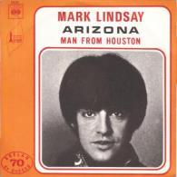 """Mark Lindsay  """"  Arizona  """" - Vinyl Records"""