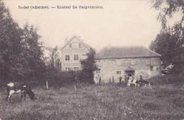 NEDEROKKERZEEL : Kasteel De Balgermolen - Kampenhout